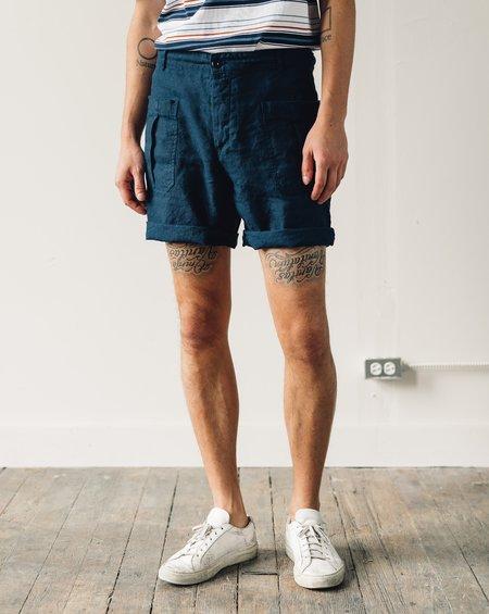 Arpenteur Olona Shorts - Navy