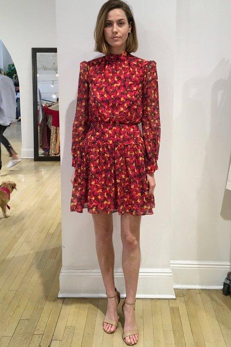 Saloni Isabel B Short Dress - Pemala Circles