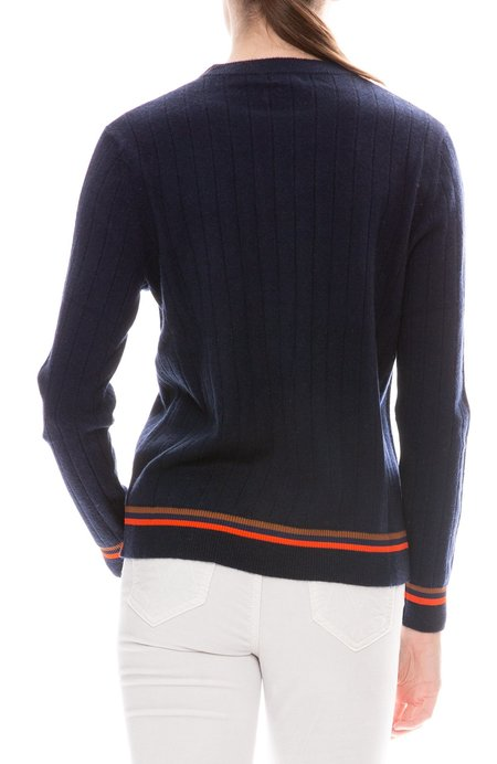 Kule The Brock Sweater - NAVY