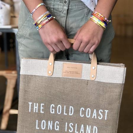 Apolis The Gold Coast Market Bag