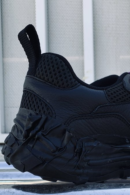 4THSEX x Vibram A/4TH1 Brandblack Sneaker - BLACK