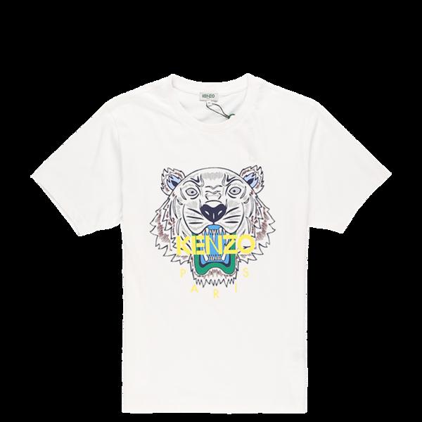 cf009d0843 Kenzo Classic Tiger T-Shirt - white on Garmentory