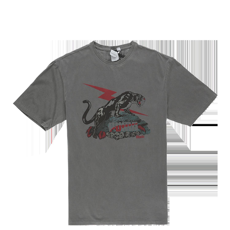 Puma x Rhude T Shirt Dark Grey