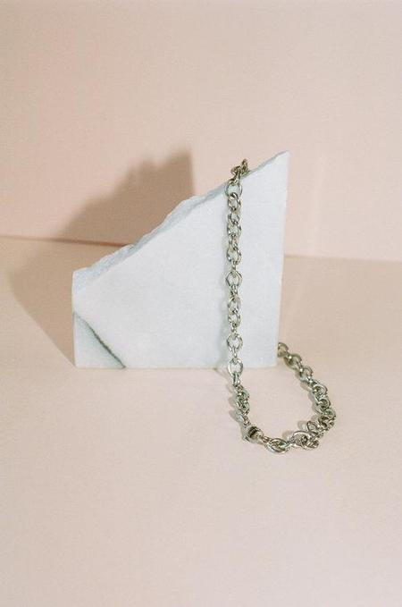 Eleventh House Chain Link Necklace