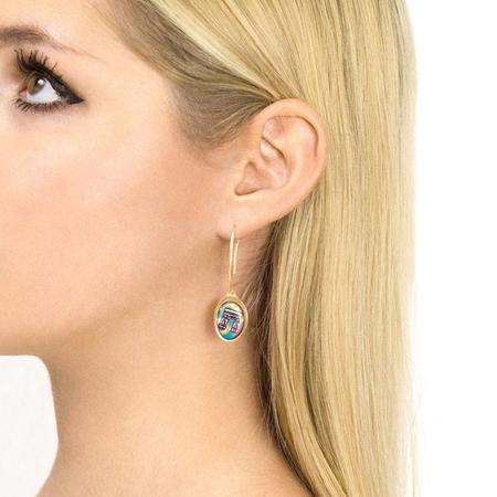 FreyWille  Mon Paris Waterdrop Earrings