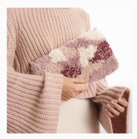 AYNI Celestine Sweater - Blush