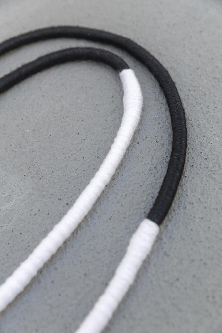 CAVE COLLECTIVE NECKLACE SET - BLACK