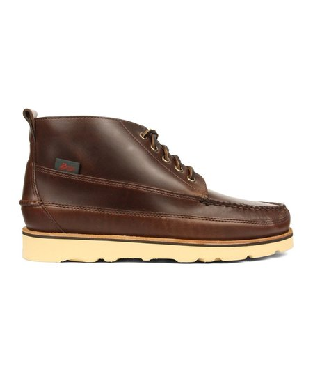 GH Bass Camp MOC III Ranger Pull Up - Brown