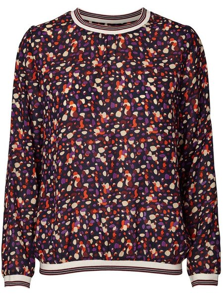 Lolly's Laundry Juno Blouse - Dot