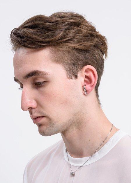Alan Crocetti Rodeo Earring - Silver