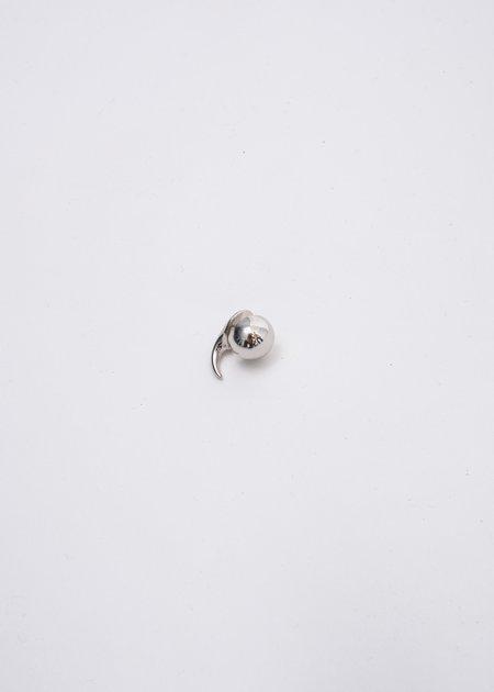 Alan Crocetti Stinger Earring - Silver