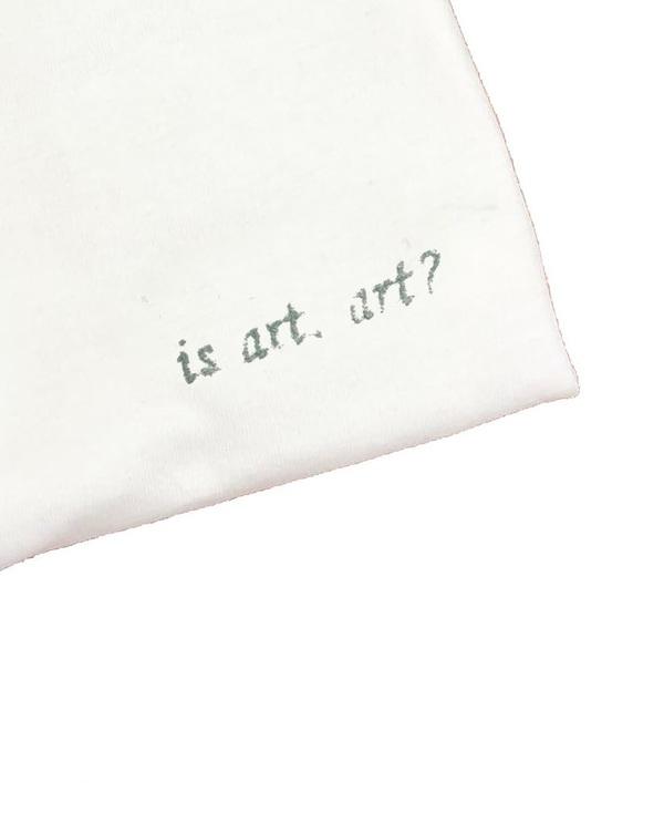 House of 950 is art, art? tee