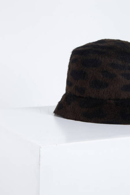 CLYDE Long Hair Batta Hat - Bengal Print