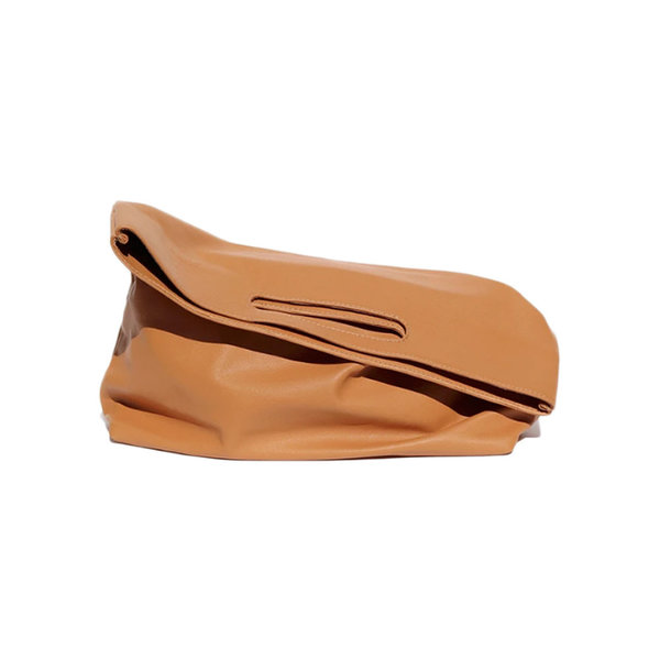 Modern Weaving Clutch   Tabac by Garmentory