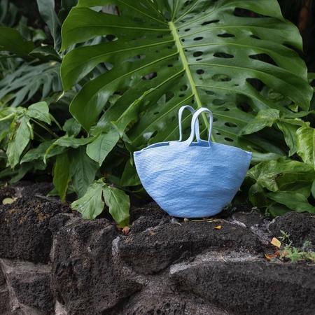 Amelia Samari Le Mini Bag - Blue
