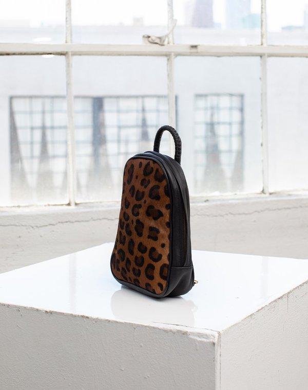 Cleobella Clarence Backpack - Leopard