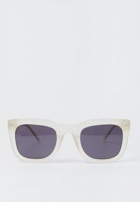 Kaibosh Chips & Salsa Sunglasses - ice dust