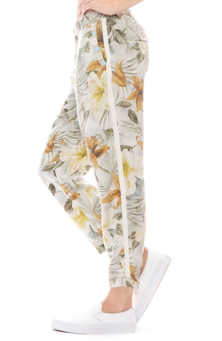 MASONS Pull On Pants - Floral