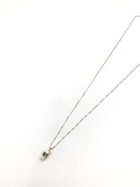 Young In The Mountains Keel Necklace -  14k Gold