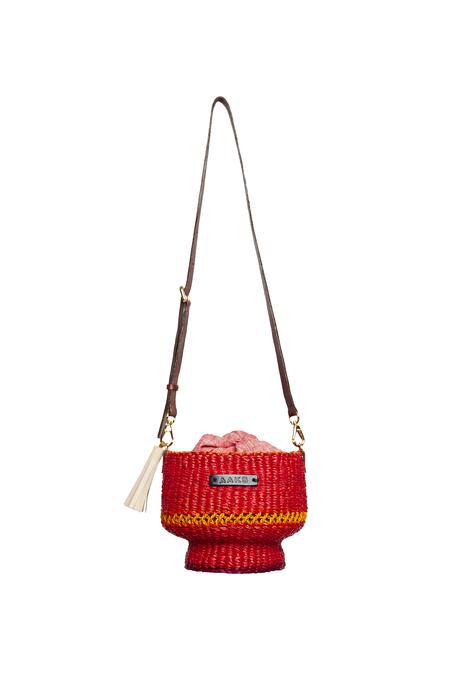 AAK SBaw Pot Rouge bag