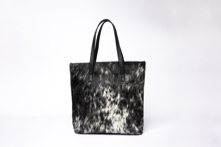 Clyde Lucid Tote in Cow