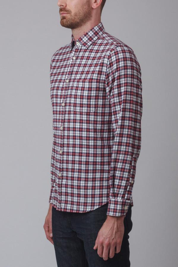 Men's Portuguese Flannel Pico