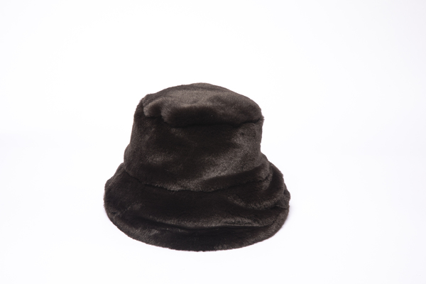 Clyde Fur Bucket Hat