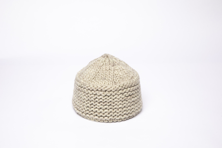Clyde Knit Cossack in Polar