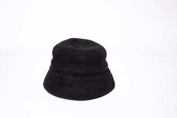 Clyde Shearling Bucket Hat (Reversible)