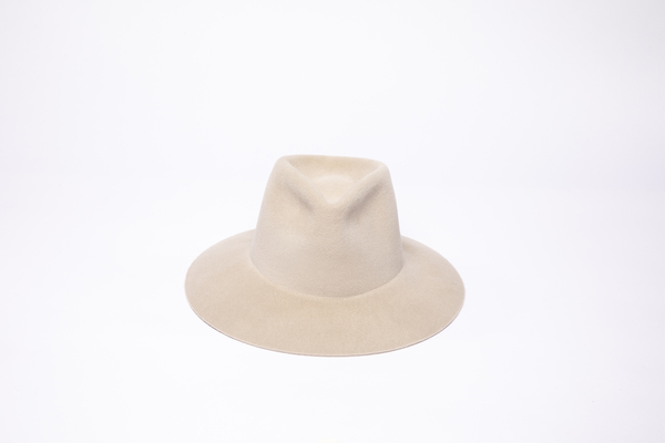 Clyde Wide Brim Pinch Hat