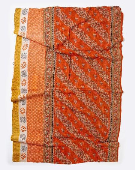 Vintage Kantha Throw II