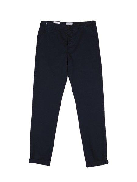 Cuisse de Grenouille Chino Pant - Navy Blue