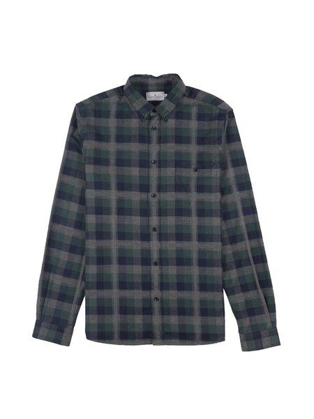 Cuisse de Grenouille Indecis Shirt - Jungle Green/Dark Navy/Grey