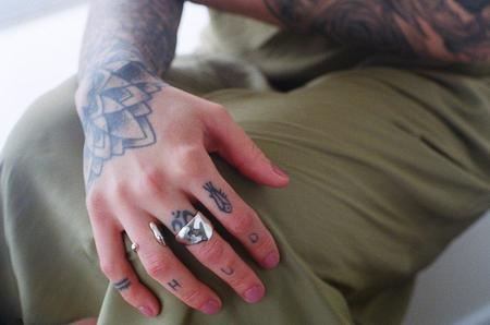 Anne Dahl Boundless Ring - Sterling Silver