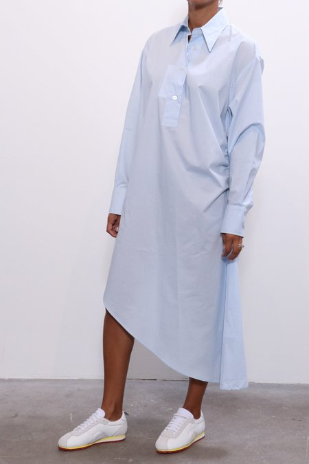 MM6 Maison Margiela Poplin Shirt Dress