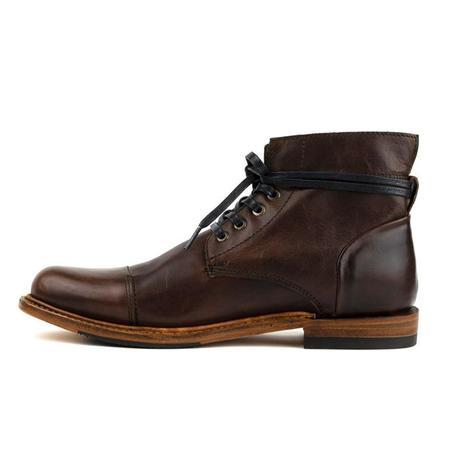 Sutro Footwear Alder II boot - Mahogany