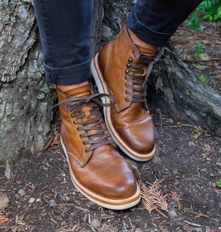Sutro Footwear Charlton Vibram boot - Honey