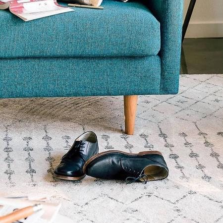 Sutro Footwear Larkin Oxford - Black