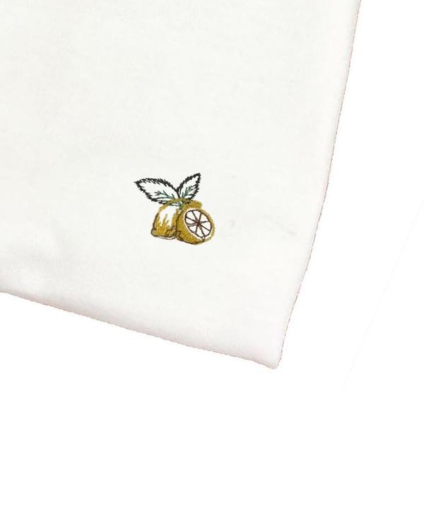Unisex House of 950 lemon tee shirt