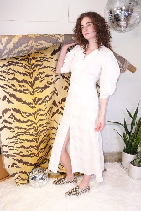 Rachel Comey Amplus Dress - Off-White