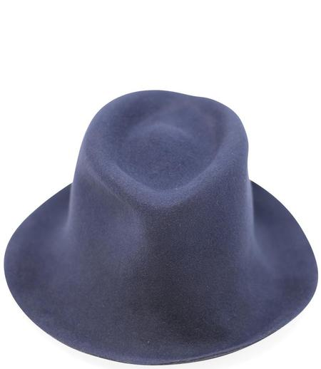 Reinhard Plank Lamp Cloche Hat - Navy