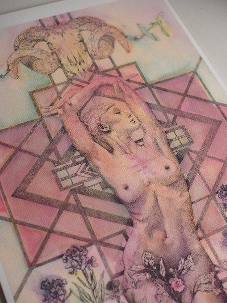 Art of Chelsea Aries Print