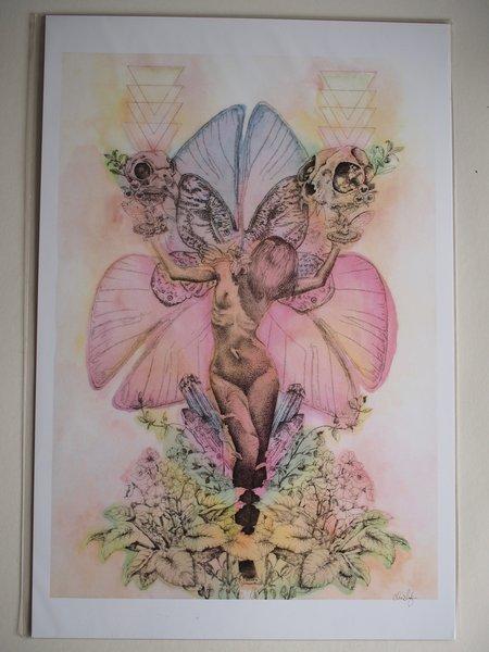 Art of Chelsea Libra Print