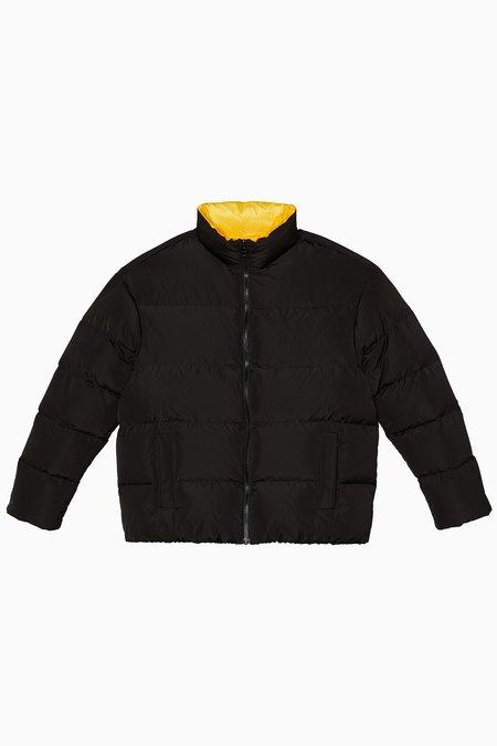 Calvin Klein Puffer Jacket  - Black Beauty