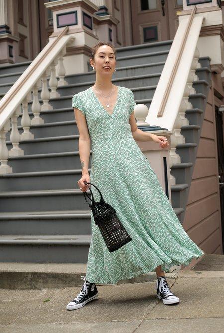 Azalea Eden Dress - Green