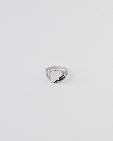 apse CATALYST RING - Sterling Silver