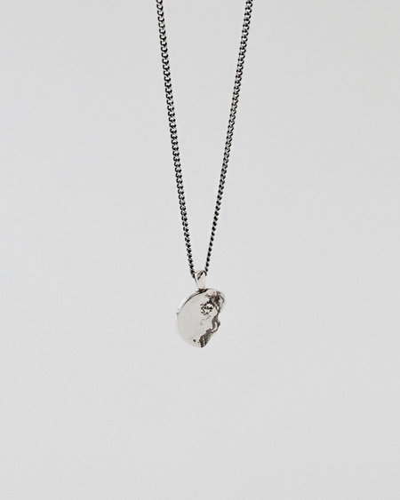 apse CATALYST NECKLACE - Sterling Silver
