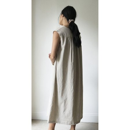 SELVA NEGRA SUNI DRESS - JAPANESE STRIPE