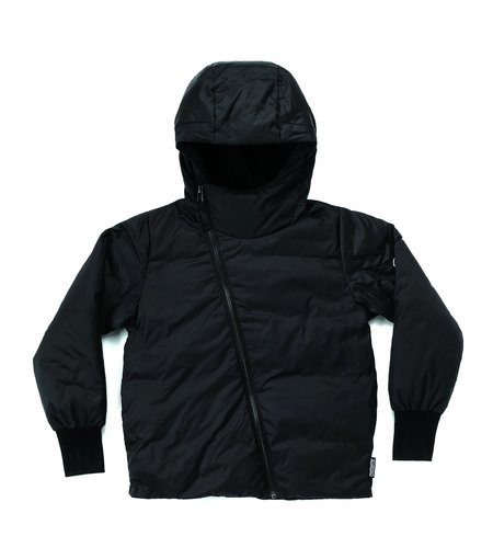 Kids Nununu Airy Down Jacket - Black