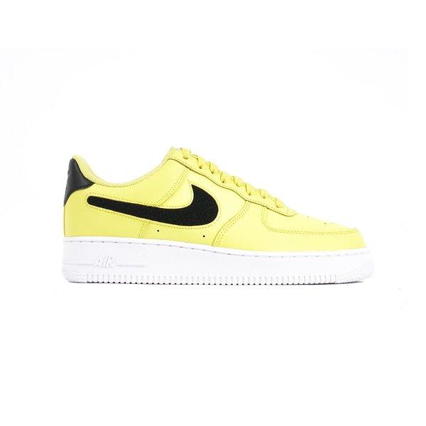 Nike AIR FORCE 1 '07 LV8 3 YELLOW PULSEBLACKWHITE on Garmentory